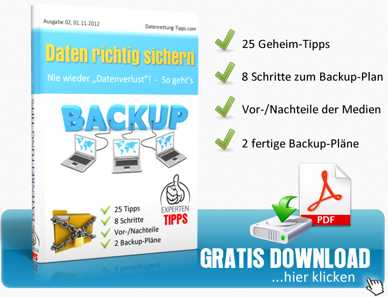 Checkliste 2 - Datenrettung Austria