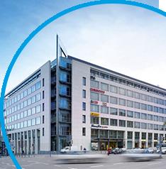 Standort Stuttgart City Plaza